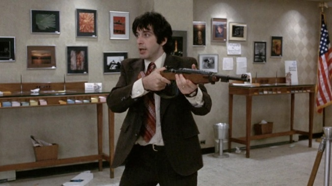 "The Spine of ""Dog Day Afternoon - 1975"""