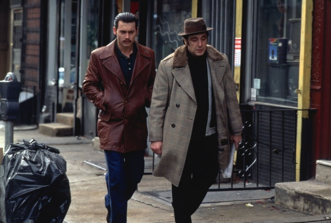 "The Spine of ""Donnie Brasco - 1997"""