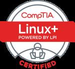 LinuxPlus Logo Certified