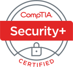 SecurityPlus Logo Certified