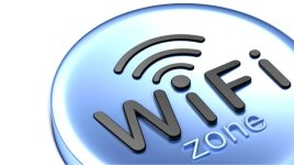 Wireless Network WiFi zone icon
