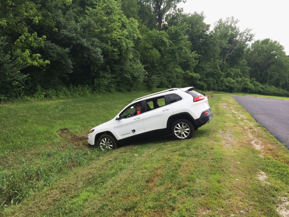 The Jeep Cherokee was ditched after security researchers deactivated the brakes through an Internet connection.