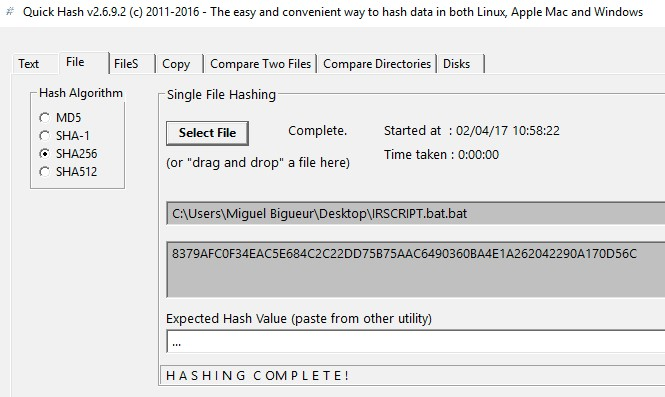Incident Response Security Scripting for Windows and Linux
